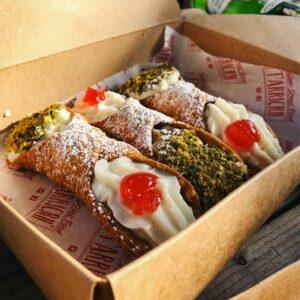cannoli dessert tarricrii